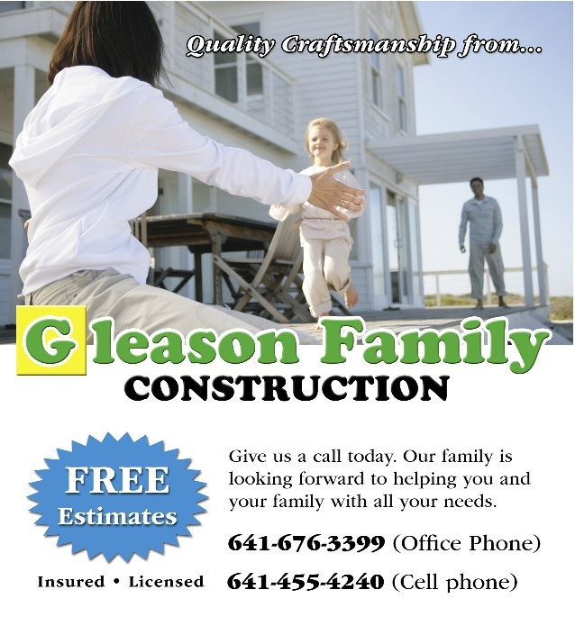 Custom Home Builders | Gleason Family Construction